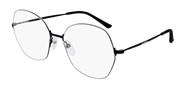 Selecteer om een bril te kopen of de foto te vergroten, Balenciaga BB0014O-001.