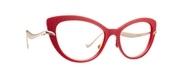 Selecteer om een bril te kopen of de foto te vergroten, Caroline Abram ROMY-Raspberry.