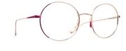 Selecteer om een bril te kopen of de foto te vergroten, Caroline Abram VENUS-PG-OR-ROSE.