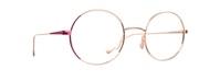 Selecteer om een bril te kopen of de foto te vergroten, Caroline Abram VIRGINIA-PG-OR-ROSE.
