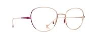 Selecteer om een bril te kopen of de foto te vergroten, Caroline Abram VITA-PG-OR-ROSE.