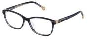 Selecteer om een bril te kopen of de foto te vergroten, Carolina Herrera VHE679-0WTC.