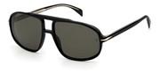 Selecteer om een bril te kopen of de foto te vergroten, David Beckham DB1000S-807IR.