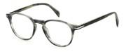Selecteer om een bril te kopen of de foto te vergroten, David Beckham DB1018-2W8.