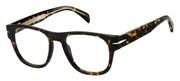Selecteer om een bril te kopen of de foto te vergroten, David Beckham DB7025-086.