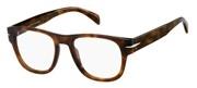 Selecteer om een bril te kopen of de foto te vergroten, David Beckham DB7025-WR9.
