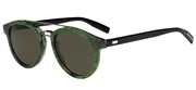 Selecteer om een bril te kopen of de foto te vergroten, Dior Homme BlackTie231S-UHP70.