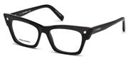 Selecteer om een bril te kopen of de foto te vergroten, DSquared2 Eyewear DQ5234-001.