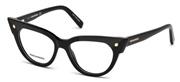 Selecteer om een bril te kopen of de foto te vergroten, DSquared2 Eyewear DQ5235-001.