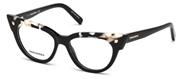 Selecteer om een bril te kopen of de foto te vergroten, DSquared2 Eyewear DQ5235-005.