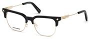 Selecteer om een bril te kopen of de foto te vergroten, DSquared2 Eyewear DQ5243-001.