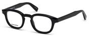 Selecteer om een bril te kopen of de foto te vergroten, DSquared2 Eyewear DQ5246-001.