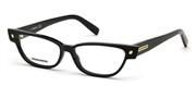 Selecteer om een bril te kopen of de foto te vergroten, DSquared2 Eyewear DQ5300-001.