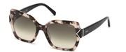 Selecteer om een bril te kopen of de foto te vergroten, Emilio Pucci EP0070-55B.