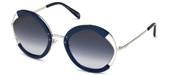 Selecteer om een bril te kopen of de foto te vergroten, Emilio Pucci EP0073-90W.