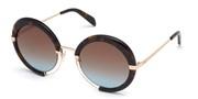 Selecteer om een bril te kopen of de foto te vergroten, Emilio Pucci EP0114-52G.