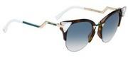 Selecteer om een bril te kopen of de foto te vergroten, Fendi FF0041S-VIOG5.