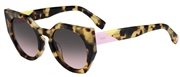 Selecteer om een bril te kopen of de foto te vergroten, Fendi FF0151S-00FEN.
