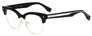 Selecteer om een bril te kopen of de foto te vergroten, Fendi FF0163-VJG.