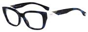Selecteer om een bril te kopen of de foto te vergroten, Fendi FF0169-YBV.