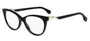 Selecteer om een bril te kopen of de foto te vergroten, Fendi FF0201-807.