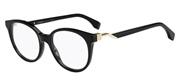 Selecteer om een bril te kopen of de foto te vergroten, Fendi FF0202-807.
