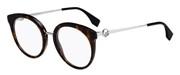 Selecteer om een bril te kopen of de foto te vergroten, Fendi FF0303-086.