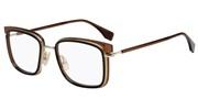 Selecteer om een bril te kopen of de foto te vergroten, Fendi FFM0064-09Q.