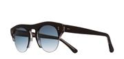 Selecteer om een bril te kopen of de foto te vergroten, Cutler and Gross 1246-BlackOnCrystal.