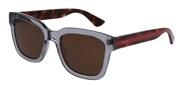Selecteer om een bril te kopen of de foto te vergroten, Gucci GG0001S-005.