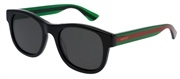 Selecteer om een bril te kopen of de foto te vergroten, Gucci GG0003S-006.