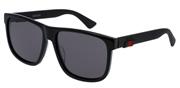 Selecteer om een bril te kopen of de foto te vergroten, Gucci GG0010S-001.