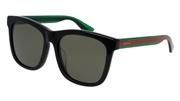 Selecteer om een bril te kopen of de foto te vergroten, Gucci GG0057SK-002.