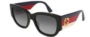 Selecteer om een bril te kopen of de foto te vergroten, Gucci GG0276S-001.