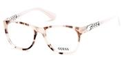 Selecteer om een bril te kopen of de foto te vergroten, Guess GU2559-055.