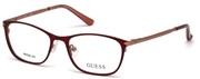 Selecteer om een bril te kopen of de foto te vergroten, Guess GU2587-067.
