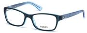Selecteer om een bril te kopen of de foto te vergroten, Guess GU2591-090.