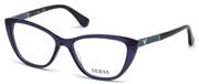 Selecteer om een bril te kopen of de foto te vergroten, Guess GU2593-090.