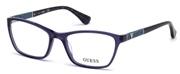 Selecteer om een bril te kopen of de foto te vergroten, Guess GU2594-090.