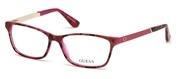 Selecteer om een bril te kopen of de foto te vergroten, Guess GU2628-074.