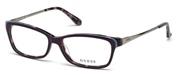 Selecteer om een bril te kopen of de foto te vergroten, Guess GU2635-083.