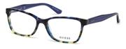 Selecteer om een bril te kopen of de foto te vergroten, Guess GU2647-092.