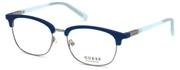 Selecteer om een bril te kopen of de foto te vergroten, Guess GU3024-091.