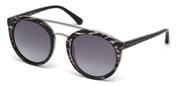Selecteer om een bril te kopen of de foto te vergroten, Guess GU7387-65B.