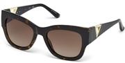 Selecteer om een bril te kopen of de foto te vergroten, Guess GU7495S-52F.