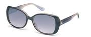 Selecteer om een bril te kopen of de foto te vergroten, Guess GU7554-92W.