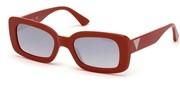 Selecteer om een bril te kopen of de foto te vergroten, Guess GU7589-66C.