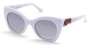 Selecteer om een bril te kopen of de foto te vergroten, Guess GU7610-21C.