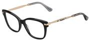 Selecteer om een bril te kopen of de foto te vergroten, Jimmy Choo JC181-06K.
