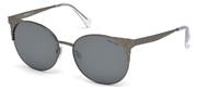 Selecteer om een bril te kopen of de foto te vergroten, Just Cavalli JC749S-08C.